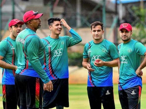 Rain Threat Afghanistan Test Debut
