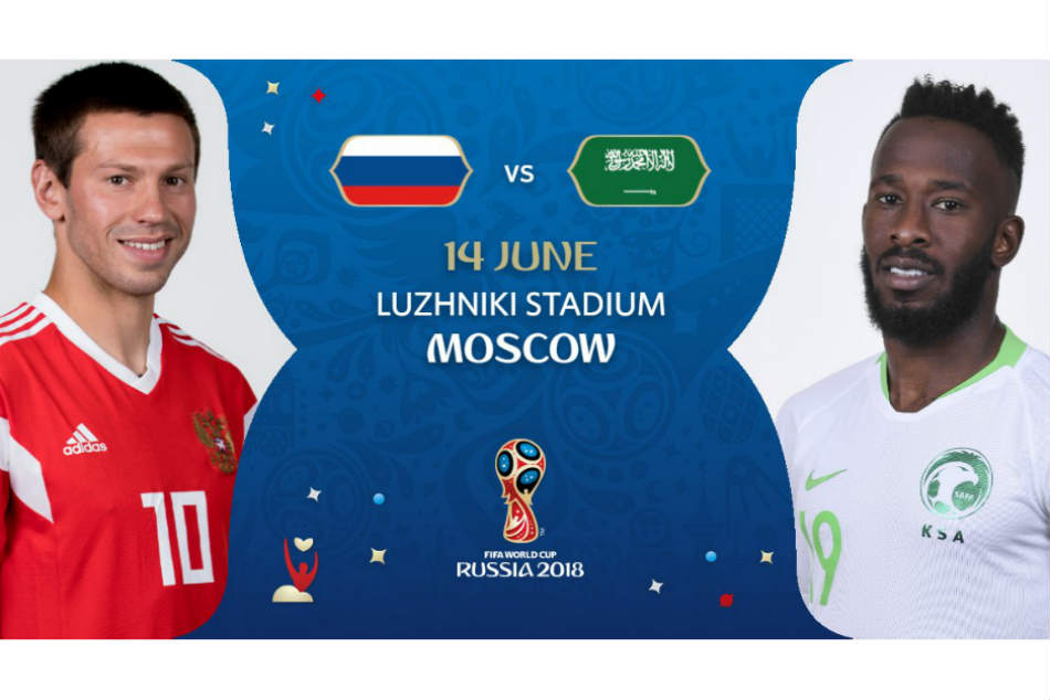 Russia v Saudi Arabia preview: World Cup starts in Moscow