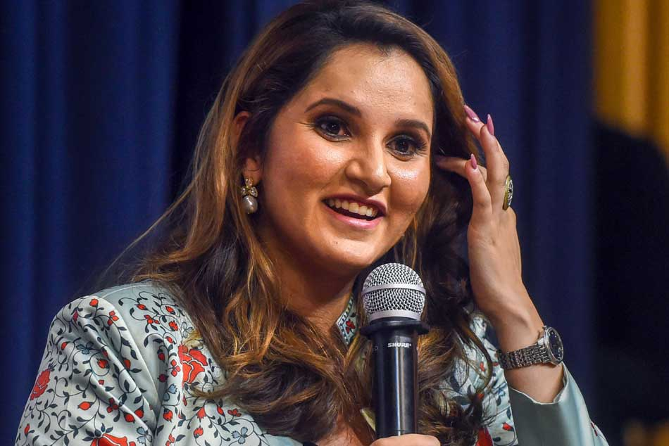 People Mocked When I Took Up Tennis Sania Mirza