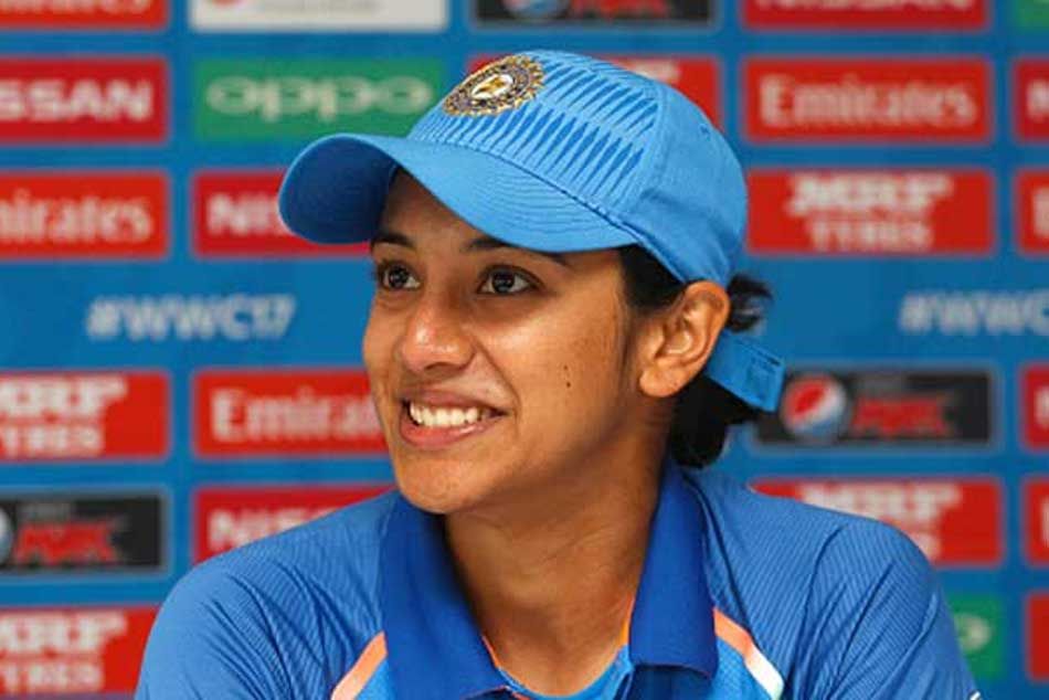 Smriti Mandhana Set Become First Indian Play Kia Super League