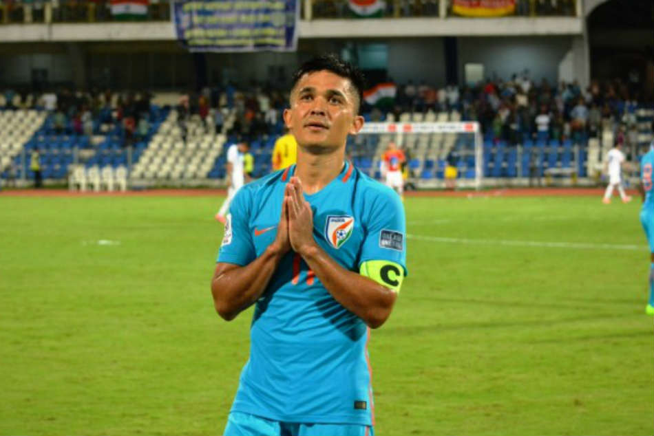 Sunil Chhetri S Appeal Support Indian Football Team Baffles Coach Stephen Constantine