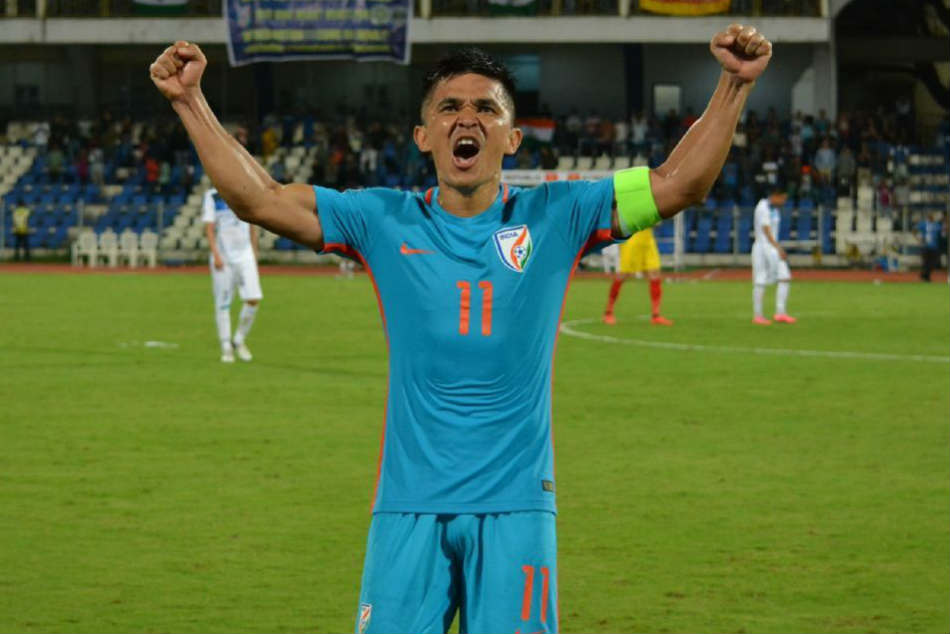 Sunil Chhetri S Goal Goes Vain As India Lose New Zealand