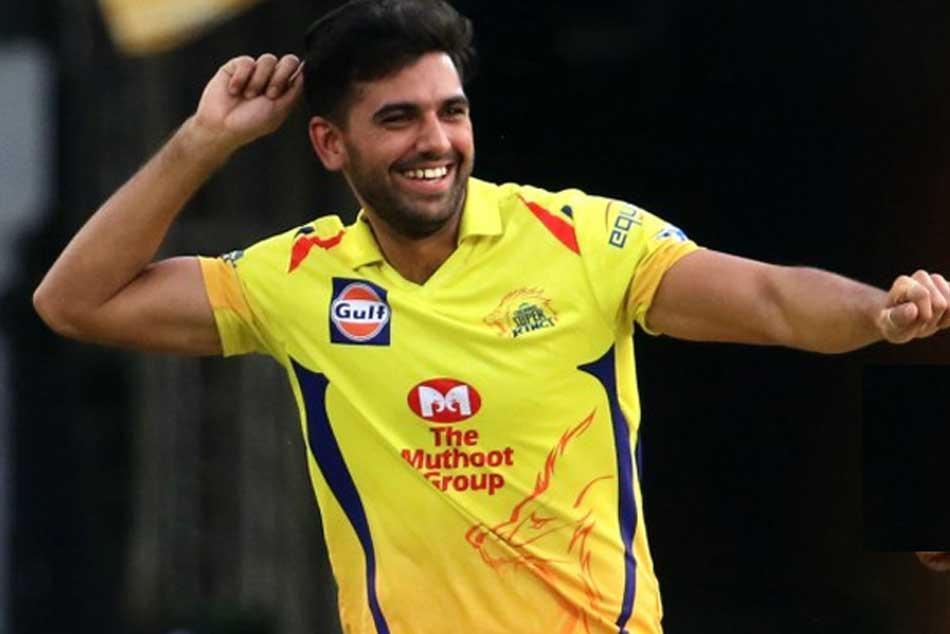 Took Up Cricket Only After Watching Sachin Deepak Chahar