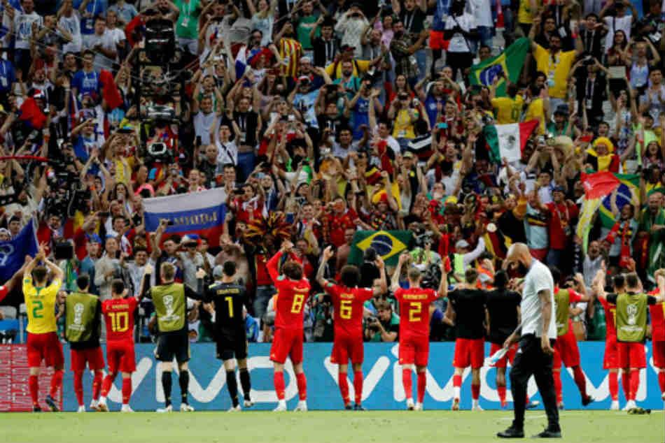 Europe Assured Extending World Cup Winning Streak