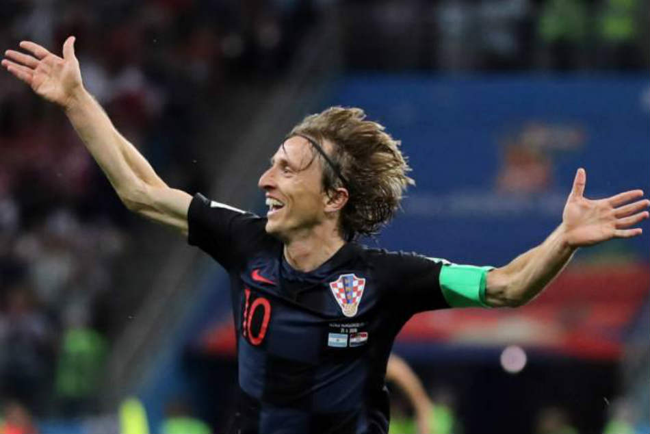 Fifa World Cup 2018 The Story Croatia S Mid Field Maestro Luka Modric