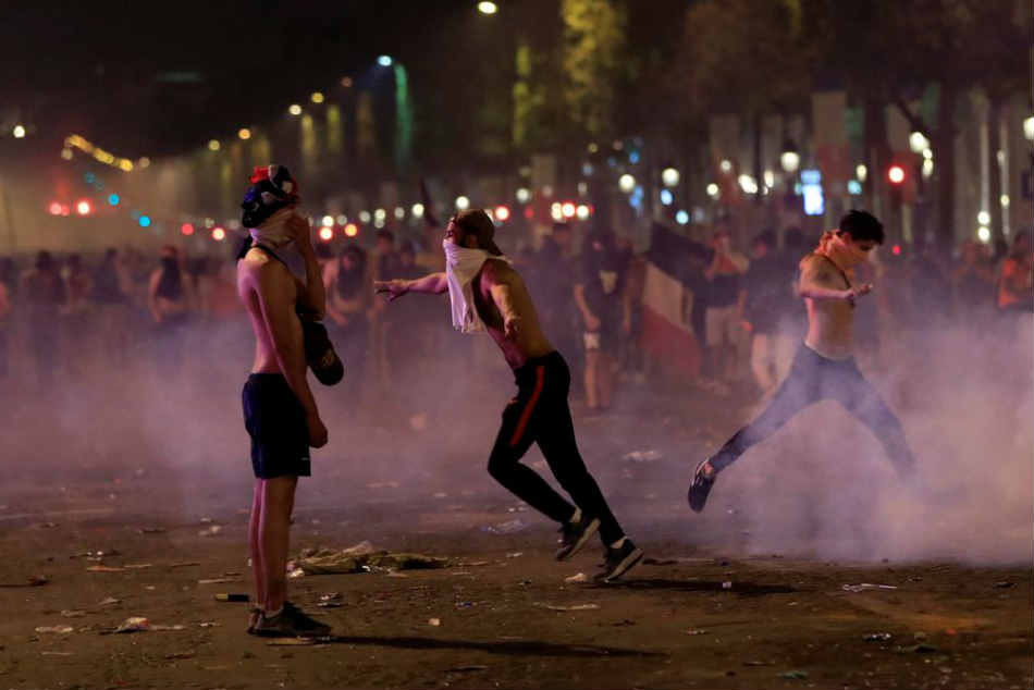 Two France Fans Died Paris After World Cup Celebration Turn To Tragedy