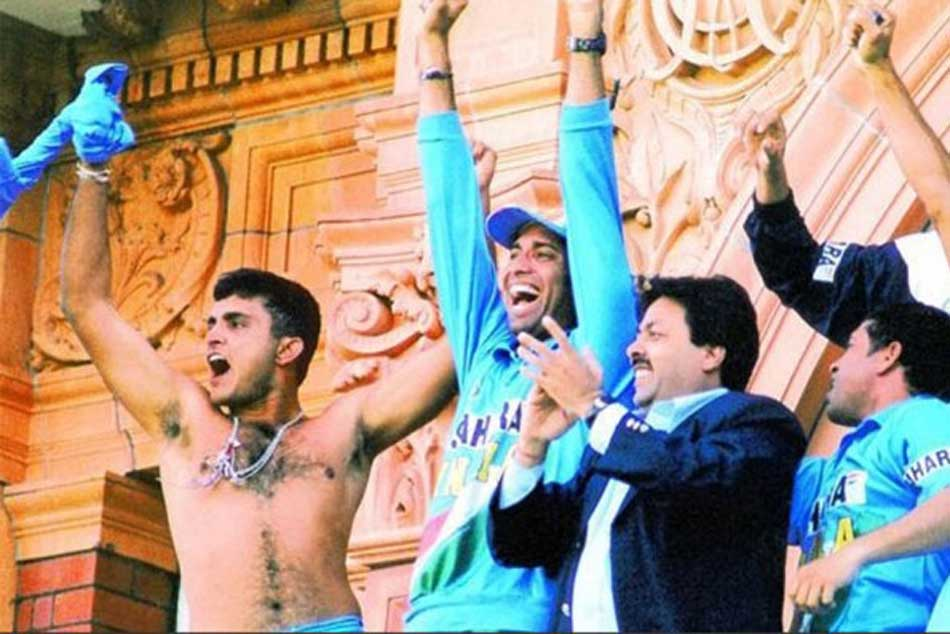 13th July 2002: Kaif, Yuvraj Help India Seal Historic Win