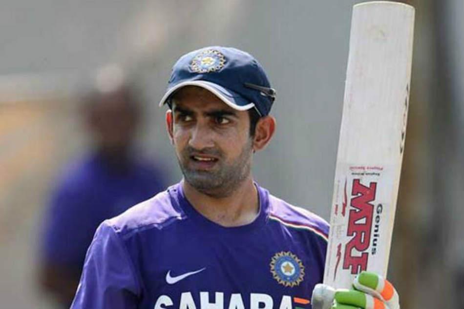 Gautam Gambhir Will Take Key Cricketing Decisions Ddca Secretary