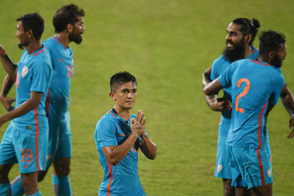 India Play China An International Friendly October Beijing