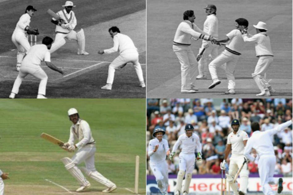 India Vs England The Most Memorable Test Matches