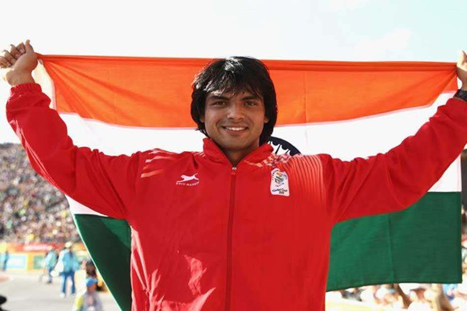 Witty Sehwag Congratulates Javelin Ace Neeraj Chopra Gold In Savo Games
