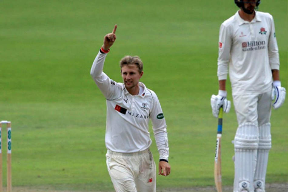 Joe Root serves reminder of his bowling prowess as England wrestle with lack of spin options for India Tests