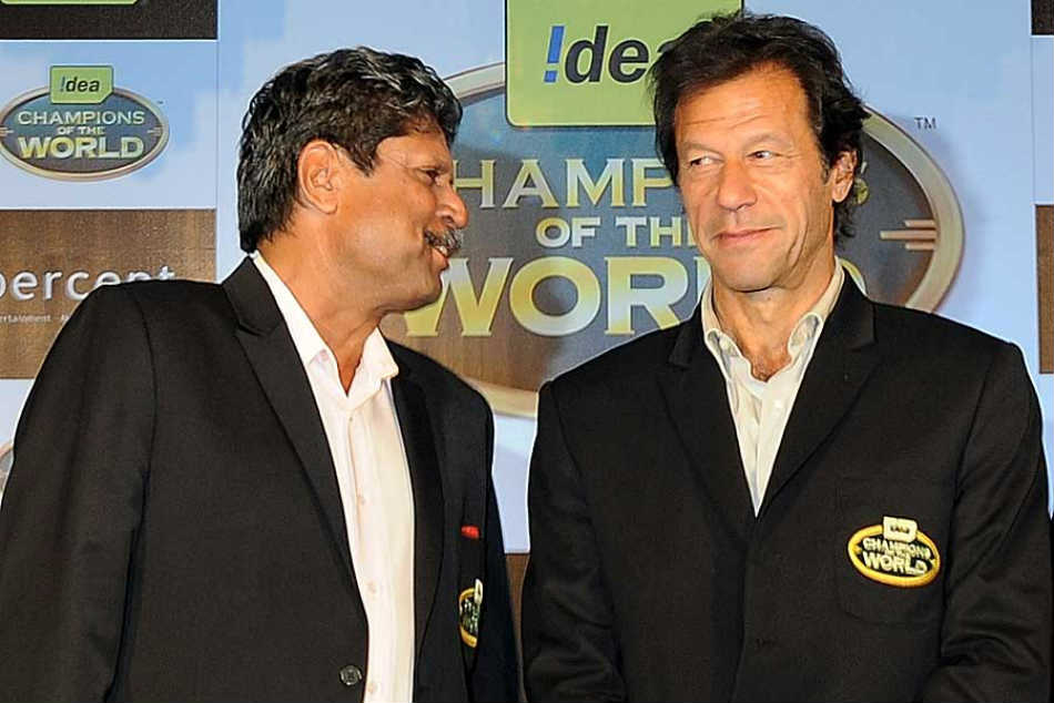 Hope Imran Khan runs Pakistan like he did team: Kapil Dev