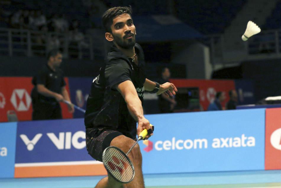 Badminton World Championship 2018 Srikanth Enters Second Round As Indians Struggle