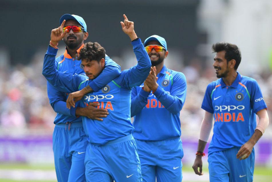 Kuldeep Yadav Produces Career Best Figures India Against England In First Odi
