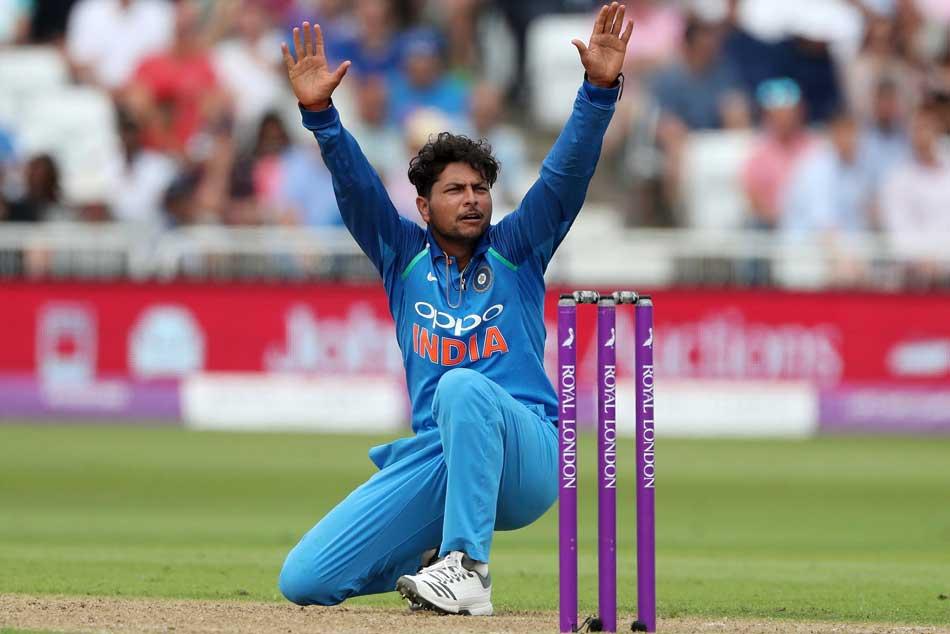 India Vs England 1st Odi Virender Sehwag Salutes Kuldeep Yadav