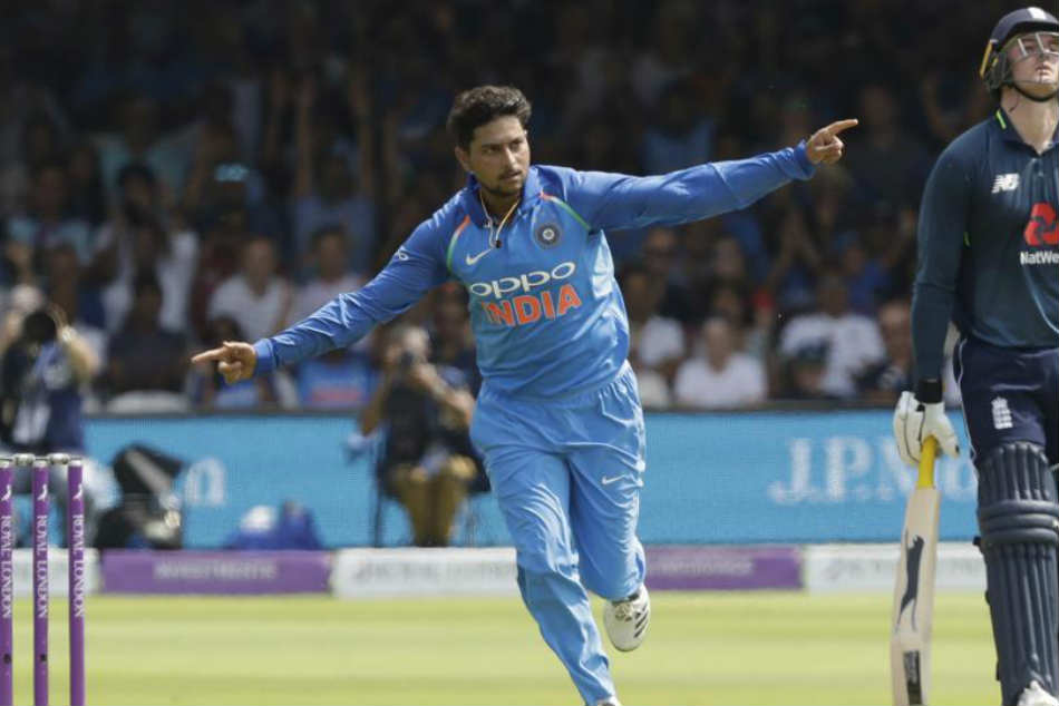 Mark Wood Reveals England S Plans Stop Kuldeep Yadav 3rd Odi
