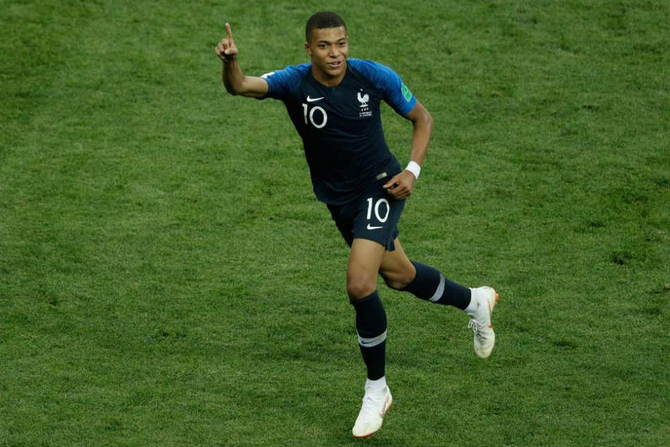 Kylian Mbappe Reveals He Played With Back Injury World Cup Final