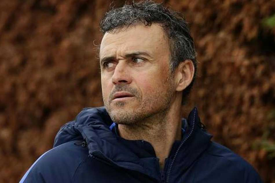 Luis Enrique Named Spain S National Football Coach