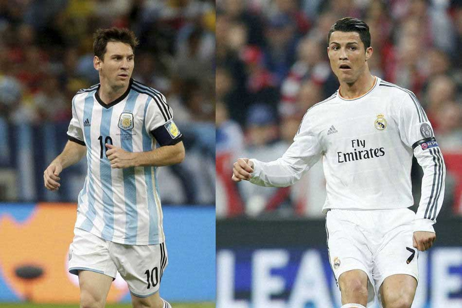 Lionel Messi VS Cristiano Ronaldo: Who rules the football world?