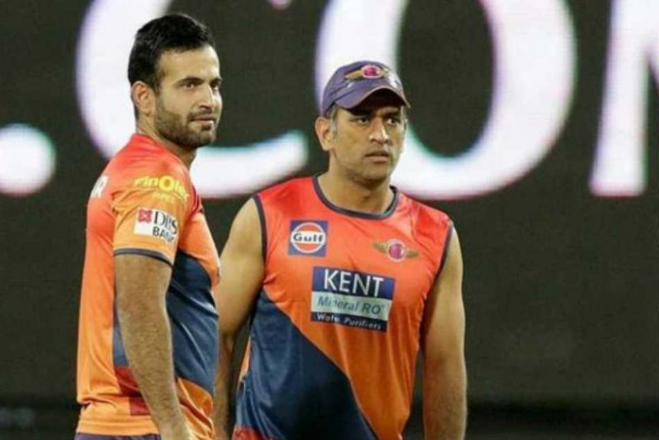 MS Dhoni is the pillar of the Indian team, says Irfan Pathan