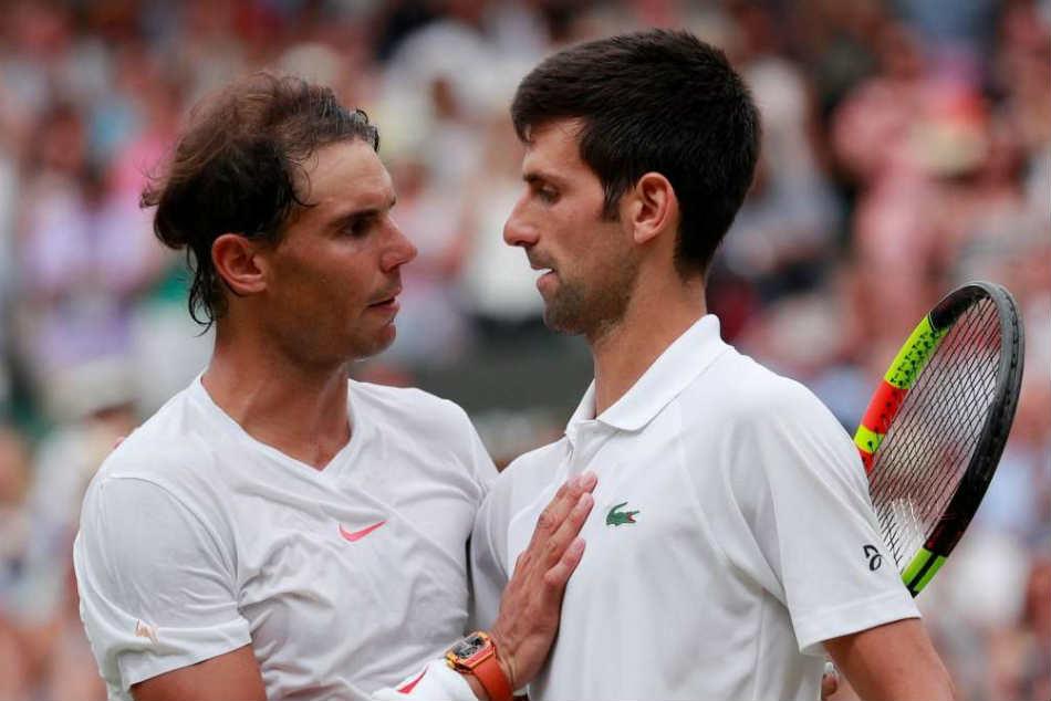 Rafael Nadal Sends Novak Djokovic Message After Wimbledon Success