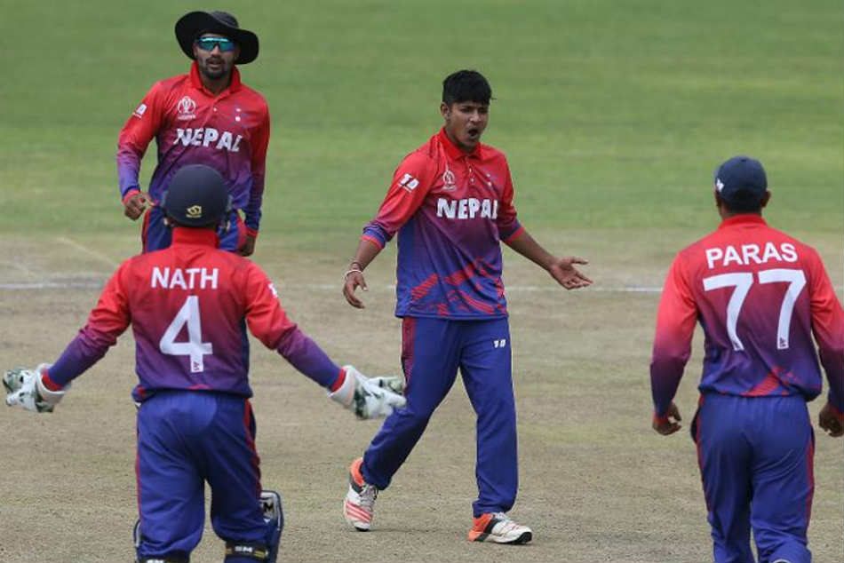 Nepal Make Odi Debut Two Match Series Against Netherlands