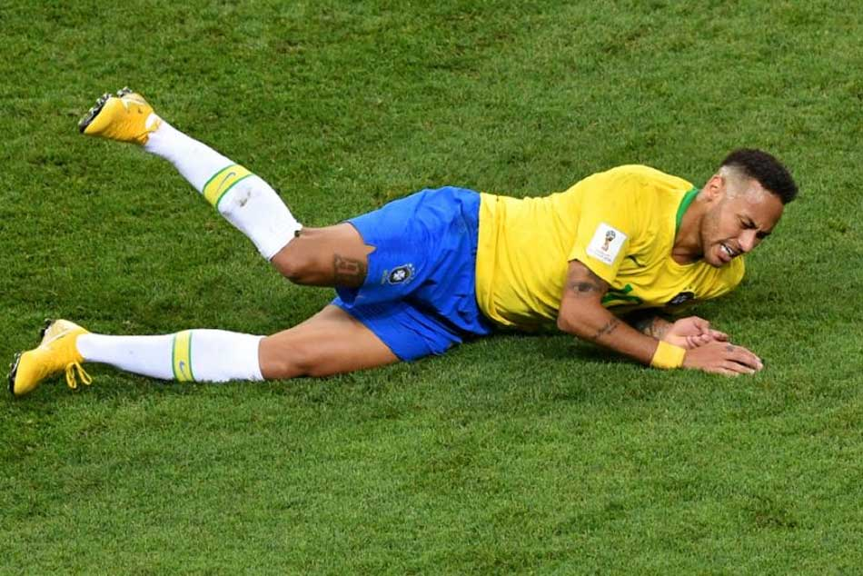 Neymar Blames Brattish Behaviour On His Inner Child