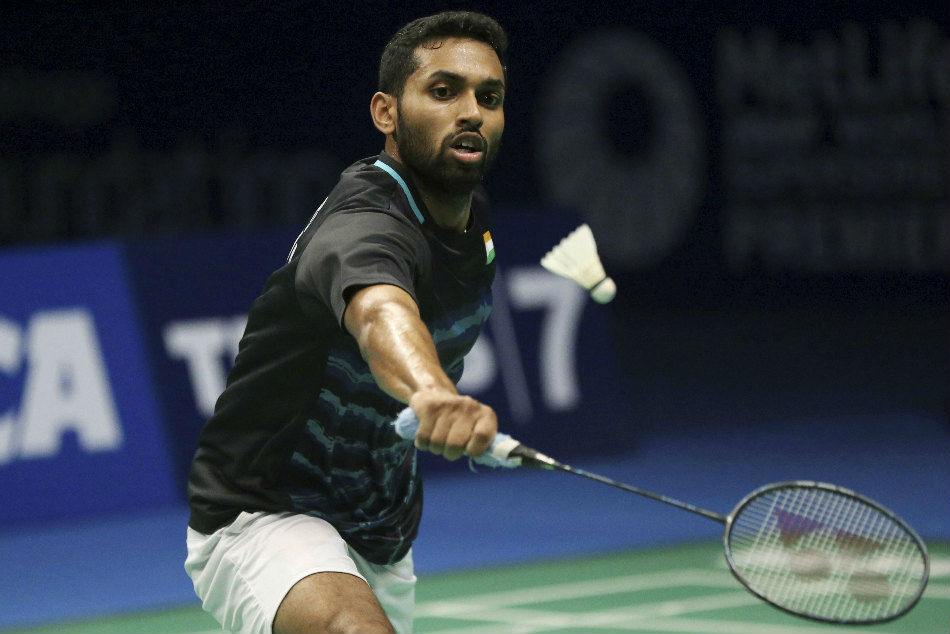 Prannoy S Mantra Wc Asiad Take Calculative Risks Don T Hold Back