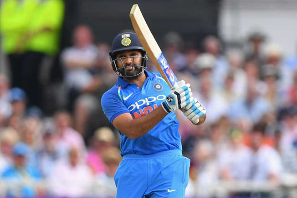 Twitter Reactions An Optimistic Rohit Sharma After Getting Rejected From The Test Squad