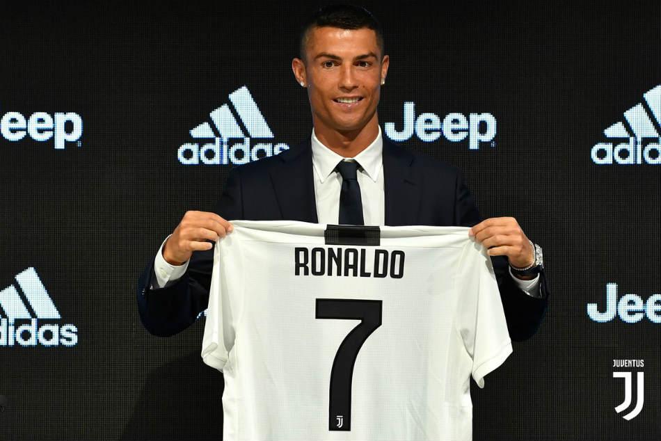 Juventus Enjoy Record Shirt Sales Following Cristiano Ronaldos Move