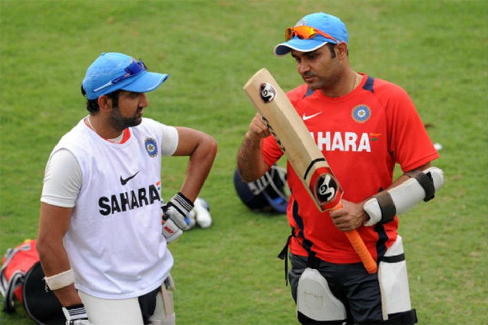 Virender Sehwag Gambhir Ddca Cricket Committee But Questions Remain
