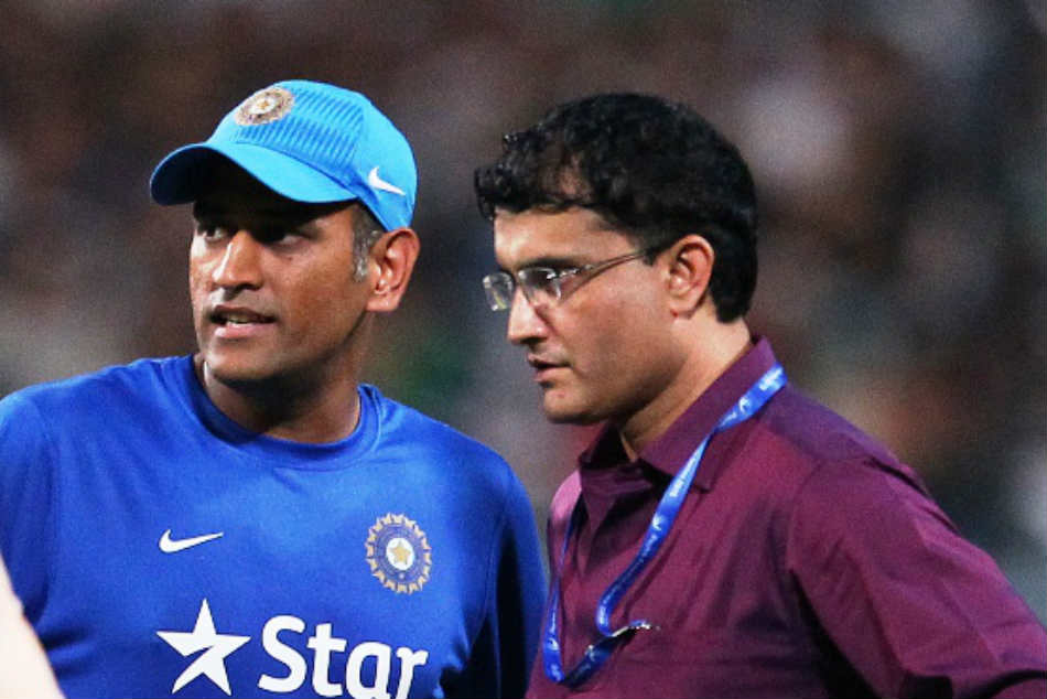 How Sourav Gangulys Gamble On Youngsters Helped India Retain MS Dhoni: Book