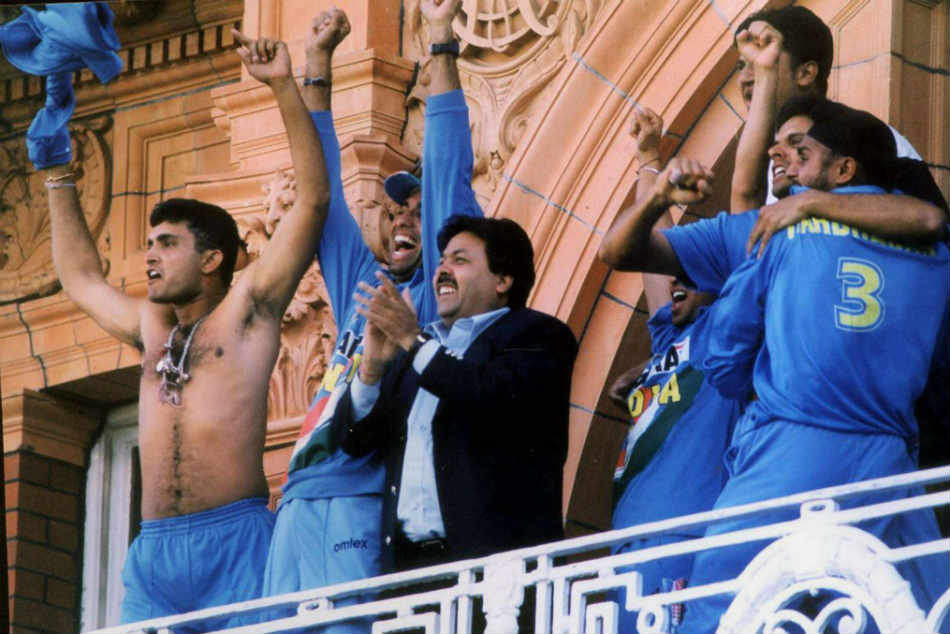 India will win the ODI series in Lords like we did in 2002: Sourav Ganguly