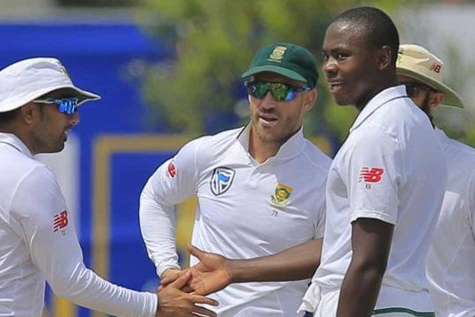South Africa Were Demolished Sri Lanka The Opening Test