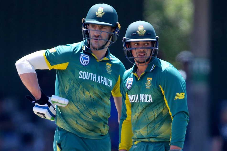 Rabada, Shamsi set up South Africa's big win in first one-day against Sri Lanka