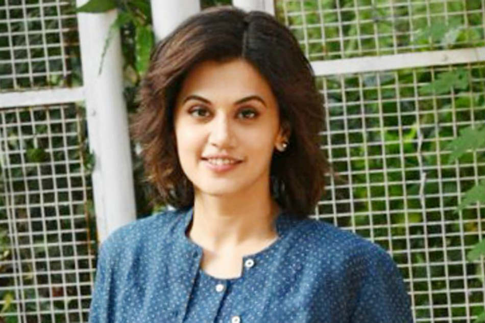 Tapsee Pannu condemns cricket's popularity in India over any other sport