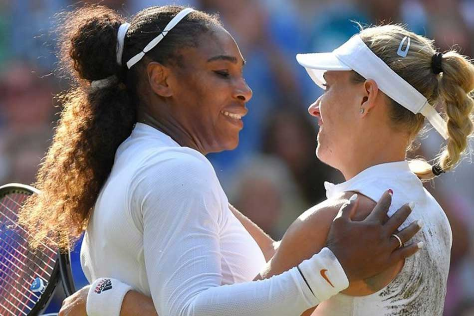 Angelique Kerber Beats Serena Williams Win Wimbledon