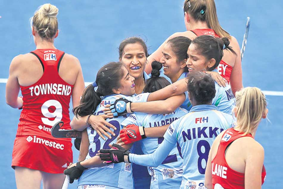 Women S Hockey World Cup 2018 India Play Ireland Pursuit First Win