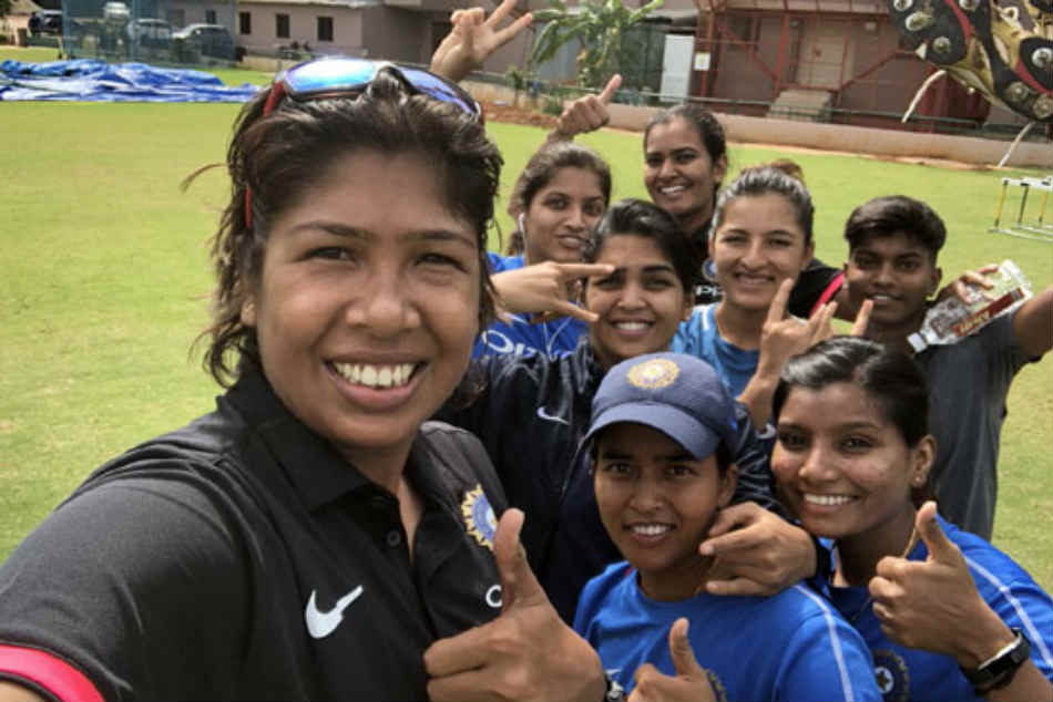 Indian Womens Cricket Team passes Yo-Yo Test at NCA