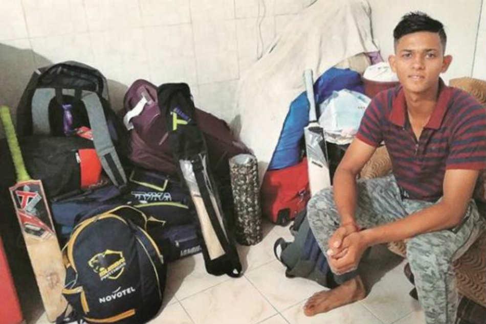 The Humble Beginnings India U19 Cricketer Yashasvi Jaiswal