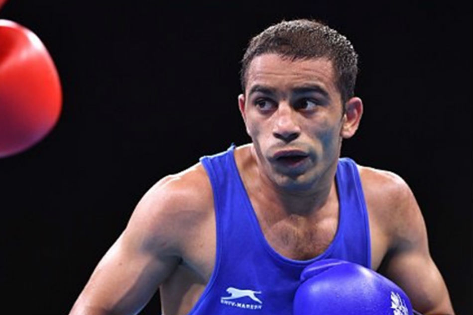 Asian Games 2018: Boxer Amit Panghal In Final