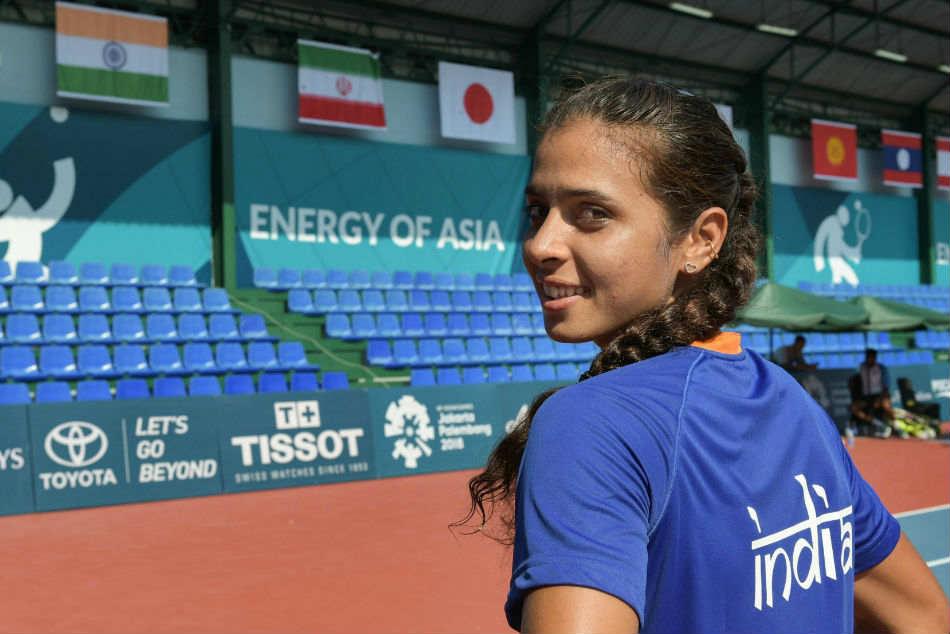 Asian Games 2018 Ankita Raina Assures India Another Medal