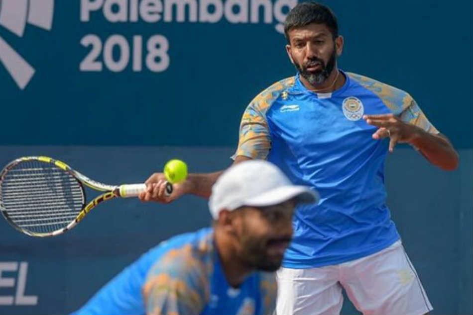 Rohan Bopanna Divij Sharan Eye Gold Tennis
