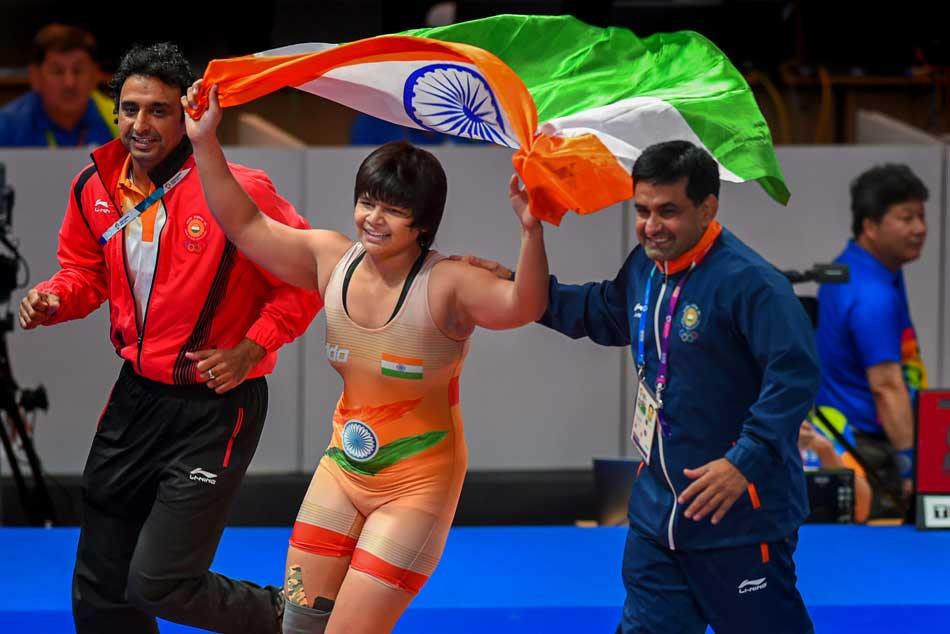 Asian Games 2018 Day 3 Wrestler Divya Kakran Bags Bronze