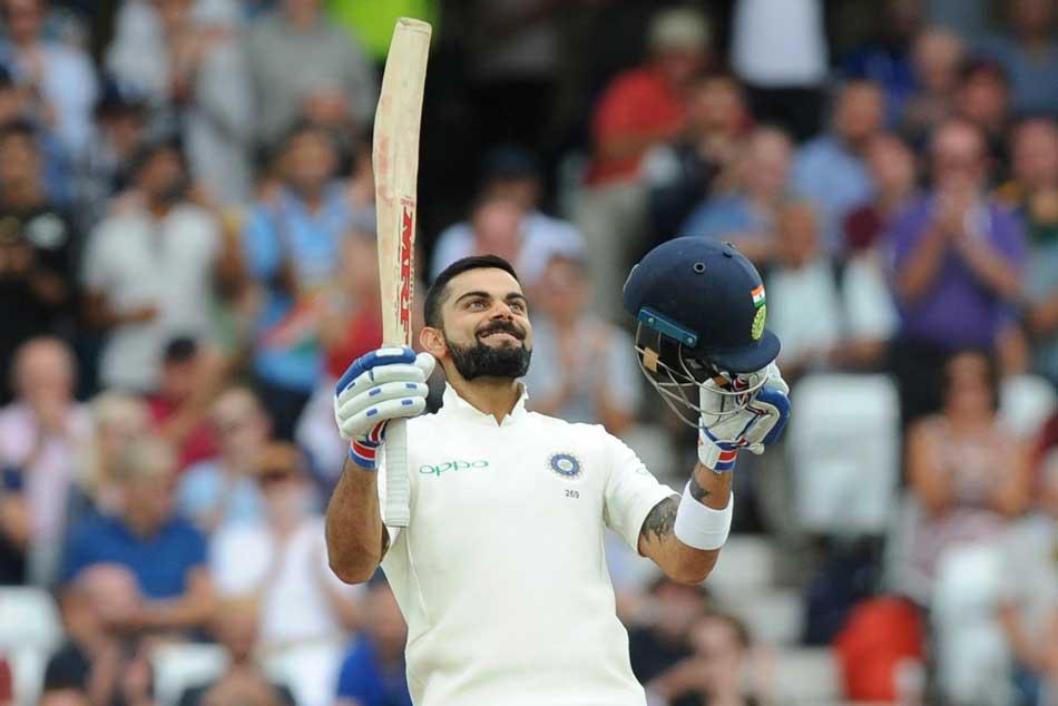 India Vs England 3rd Test Virat Kohli S Ton Takes Test Beyond England S Reach