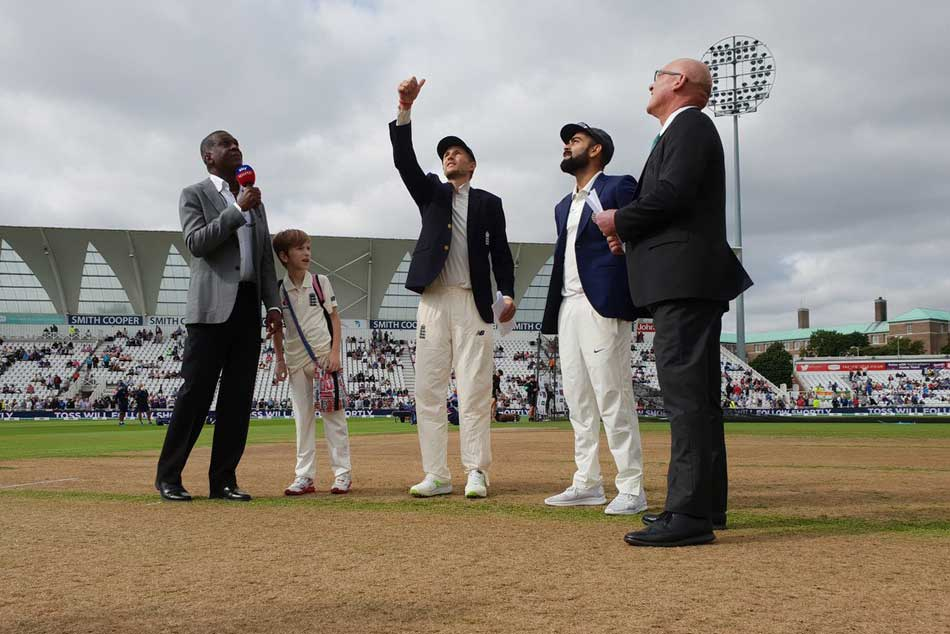 India Vs England 3rd Test England Won The Toss Opted Field First