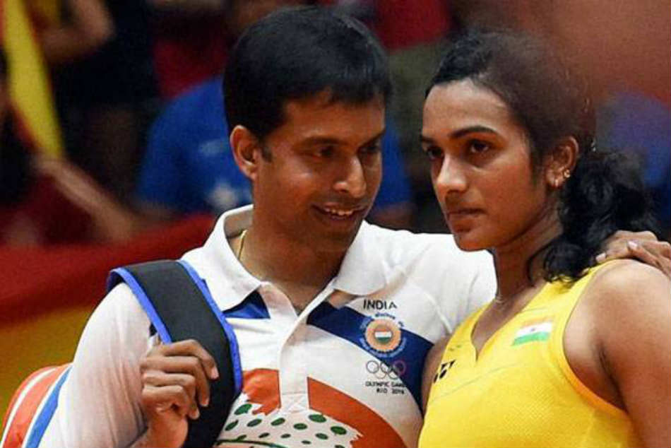 Gopichand: Sindhu didn't fire as expected