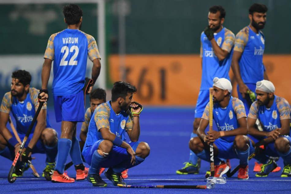 D J Vu Guangzhou As India Choke Against Malaysia Hockey Semis