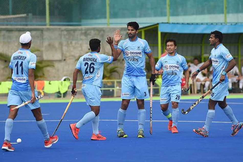 Asian Games 2018 Indian Men S Hockey Team End Preparation With 11 Day Camp